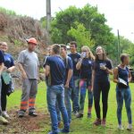 Visita Instituto Estadual de Educação Julia Billiart a PCH Mata Cobra